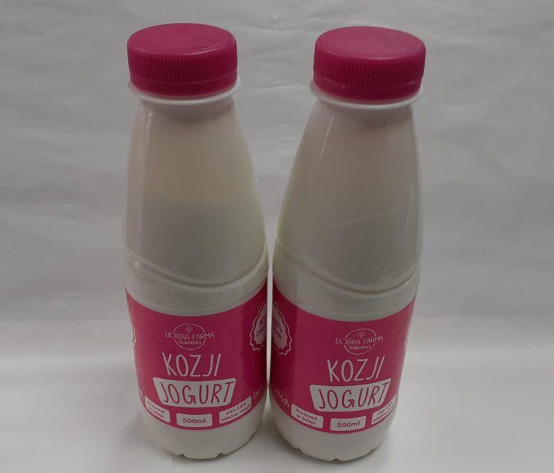 koziji jogurt