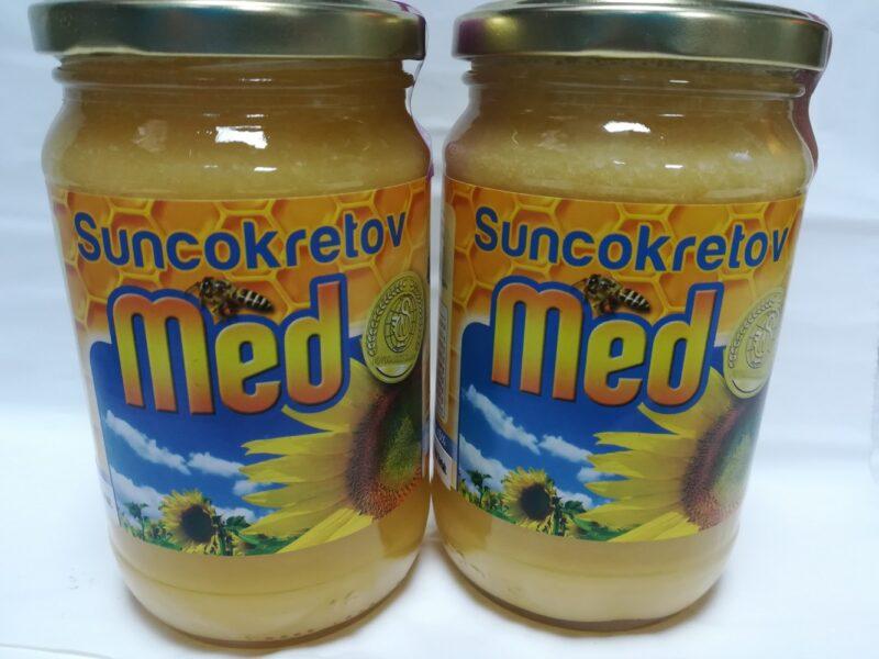 suncokretov med