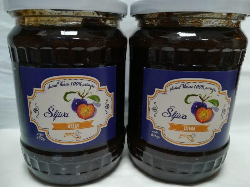 džem od šljiva