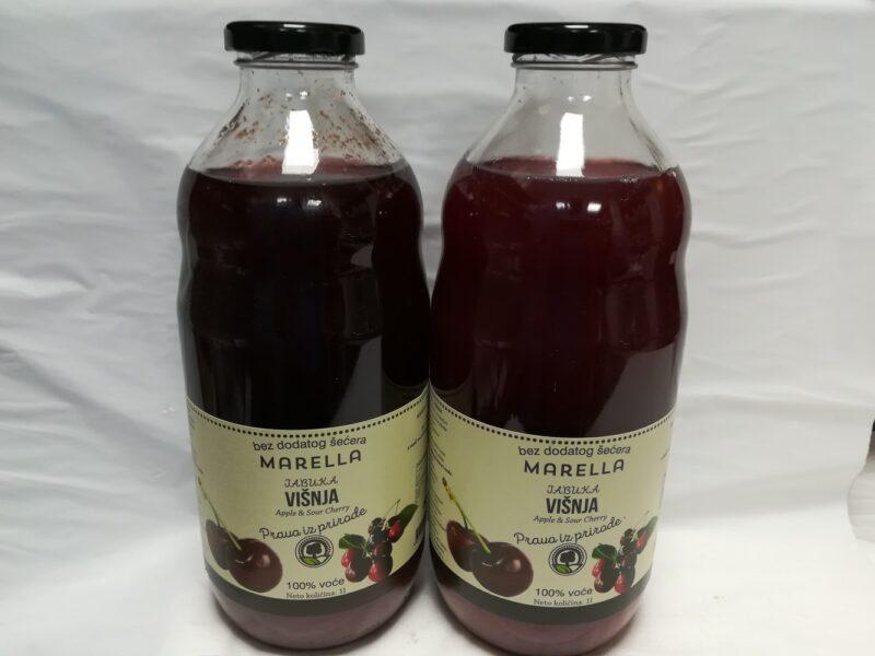 sok od višnje