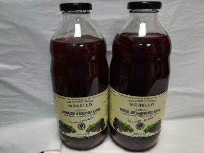 sok od aronije divlje borovnice i kupine