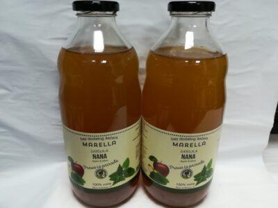 sok od nane i jabuke