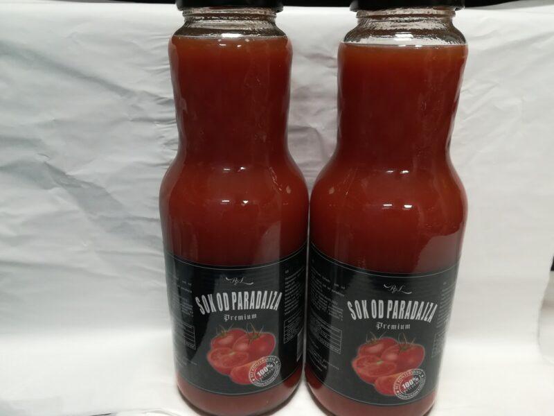sok od paradajza