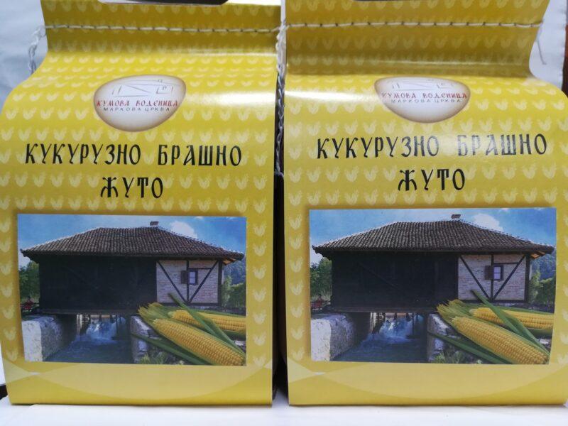 kukuruzno žuto brašno