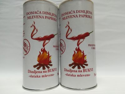 dimljena paprika