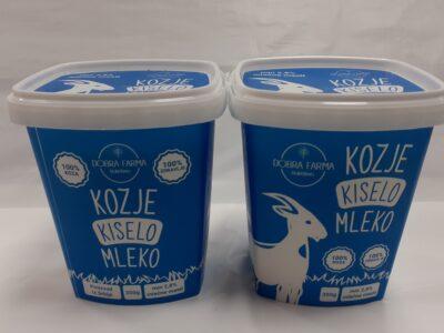 kozije kiselo mleko