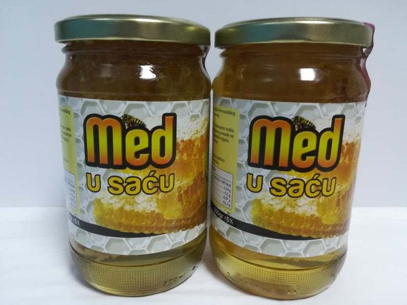 saće u medu