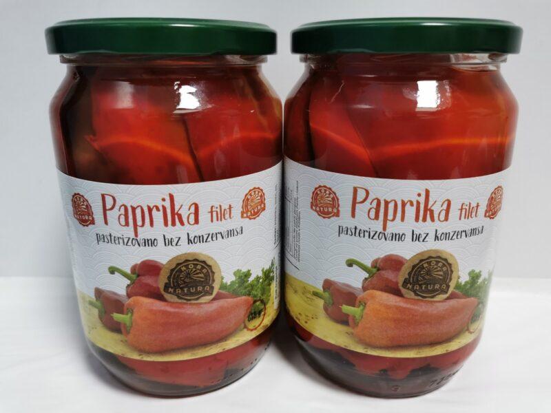 paprika crvena filet