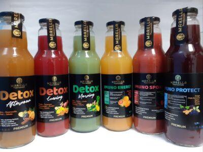 ceđeni sokovi za imunitet od jabuke borovnice,maline,pomorandže,đumbir,limuna,limete,cvekle