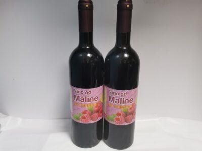 vino od maline sa medom