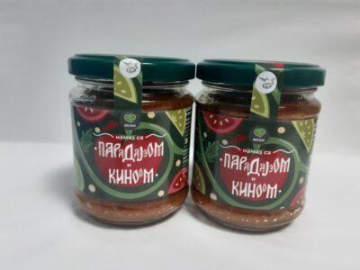 namaz od paradajza sa kionoom,seme kinoe,paradajz,sušeni paradajz